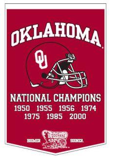 Sooner National Champions