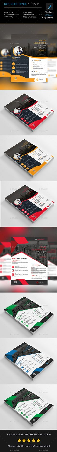 Smartphone Repair Service Flyer  Smartphone Flyer Template And