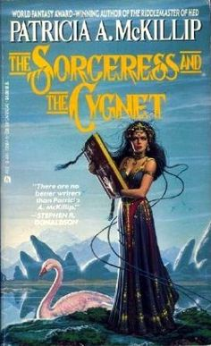The Sorceress and the Cygnet by Patricia McKillip