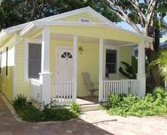 Audubon Cottage in Key West, FL, just 1 block to Duval Street.