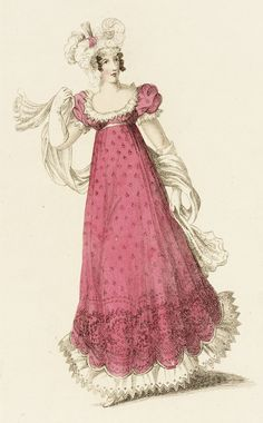 Fashion Plate (Ball Dress) | LACMA Collections