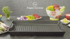 Grill Pan, Carne, Grilling, Kitchen, Instagram, Food Cakes, Saucepans, Frying Pans, Kitchens