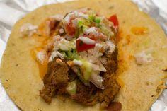 Chipotle taco