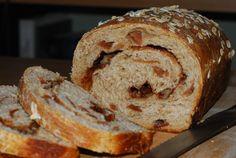 Sourdough Apple Oatmeal Spice Bread Recipe - Breakfast.Food.com