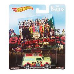 Hot Wheels® The Beatles 67 Austin Mini Van