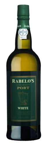 Witte port :) Rabelo's White 75CL