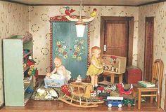 4 Stück Weiße Handtücher Puppenhaus Puppenstube 1:12