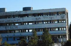 Strbske pleso - Opustene sanatorium Helios
