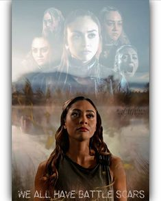 The 100 Cast, The 100 Show, The 100 Raven, The 100 Poster, Lindsey Morgan, Battle Scars, Alycia Debnam, Clexa, I Love Girls