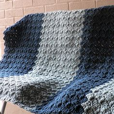 Crochet Guide: Brain Dead Afghan