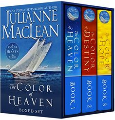 The Color of Heaven Series by Julianne MacLean -- Try the first three books in this acclaimed series for just $0.99.