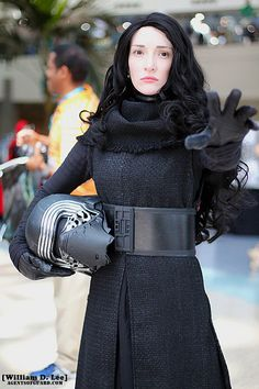 Female Kylo Ren