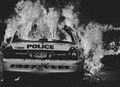 Engulf: Just to clarify. I don't want to photograph a police car on fire per say. Just anything that is engulfed in flames like this. Jordan Parrish, The Wicked The Divine, Rebel, Teen Tv, Baby Driver, Saints Row, Police Cars, Cops, Teen Wolf