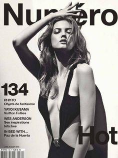 Lindsey Wixson Numero Magazine June-July 2012