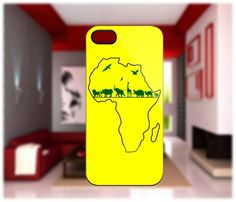 African Zoo Case For iPhone 4/4S iPhone 5 Galaxy S2/S3 | GlobalMarket - Accessories on ArtFire
