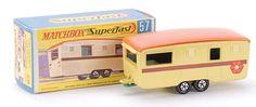 Matchbox Superfast MB57-d Eccles Caravan