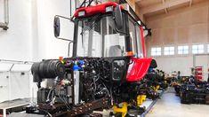 Noul tractor fabricat în România de IRUM are deja listă de comenzi în așteptare Gym Equipment