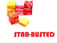 STAR BUSTED Ice Breaker game...someone should be around to take pictures if I have our Moms' Group do this!