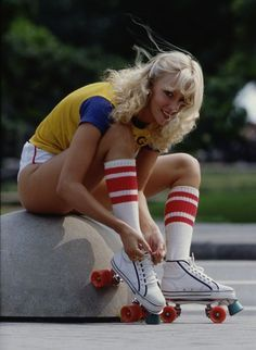 california roller girl - Google Search