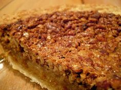 The Perfect Holiday Pecan Pie