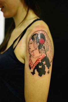 Sputnink Tattoo, tatoueur de Espagne - Tattooers.net