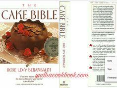 Cake bible pdf the