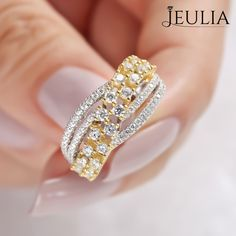 Jeulia offers premium quality jewelry at affordable price, shop now! Jewelry For Her, Jewelry Rings, Diamond Rings, Diamond Jewelry, Anniversary Jewelry, Valentines Day Gifts For Her, Imitation Jewelry, Or Rose, Ring Designs