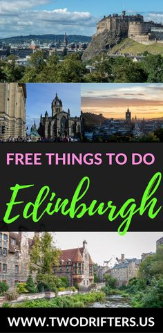 Looking for free things to do in Edinburgh? Exploring Edinburgh on a budget is easy! Here are 10 great things to do for free in Scotland's capital. ******************************************************************************** Edinburgh Scotland | Edinburgh| Things to do in Edinburgh | Free things to do in Edinburgh | Edinburgh free things to do | Free activities Edinburgh | Edinburgh activities | Backpacking in Edinburgh | Things to do in Scotland Budget travel in Scotland | Scotland Tourism Scotland Tourism, Scotland Travel Guide, Ireland Travel, Scotland Trip, Scotland Uk, Edinburgh Activities, Travel Europe Cheap, Budget Travel, Travel Plan