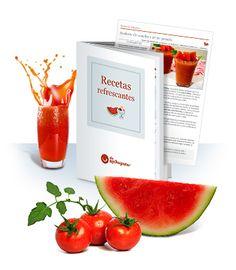 Imagen de recetas refrescantes