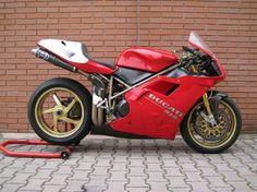 1997 Ducati 916 SPS
