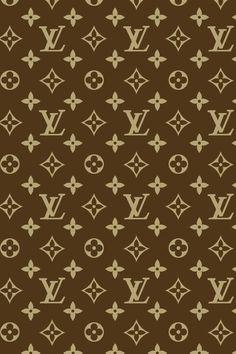 Louis Vuitton Brown