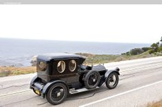 1915 Pierce-Arrow Model 38-C, custom built originally for Mrs. William K. Vanderbilt, Jr. | Sister-in-law of the Duchess of Marlborough