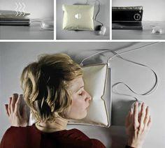 15 Coolest Pillows (cool pillows) - ODDEE