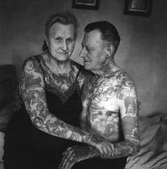 Herbert Hoffmann, photographe et tatoueur : un fervent défenseur de l'encre …