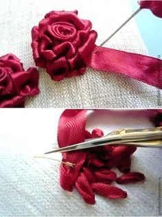 Not all the beautiful things can last long time. Roses are just one of them. But have you wondered if there is a way to keep them beautiful and fresh for long time? The answer is yes. Check out this way how to make beautiful roses out of ribbon.