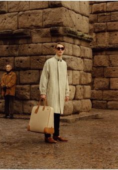 I would never use the clothes J.W. Anderson has designed for next season at Loewe, but I want all the bags of the collection