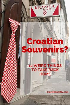 There's loads of great classic Croatian souvenirs, but with these 12 weird things, your memory will never fade - guaranteed! Hawaii Travel, Thailand Travel, Italy Travel, Bangkok Thailand, Asia Travel, Zagreb Croatia, Dubrovnik Croatia, Montenegro, Sri Lanka