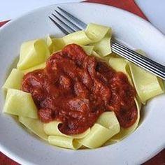 Hearty Pasta Sauce--Ragu Style - Allrecipes.com