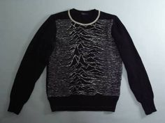 @Mac Grambauer, can you knit this Joy Division, Unknown Pleasures sweater for me? I will pay/do whatever you want. For serious.