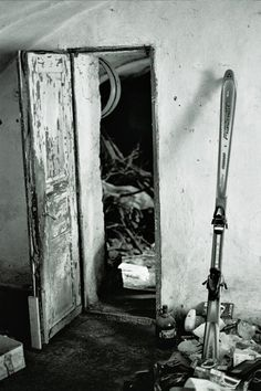 TITLE Underground Gliding YEAR OF PHOTO 2014  ARTIST Ben Sasson FORMAT 35mm-film LOCATION Řevnov, Czech Republic   Please contact for prints, payment and shipment details.