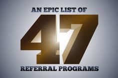Looking for referral program examples? Here's the epic list of 80 best referral marketing programs for brands from software to soft-serve. Marketing Words, Marketing Program, Marketing Software, Marketing Consultant, Marketing Ideas, From Software, Read Later, Business Inspiration, Programming
