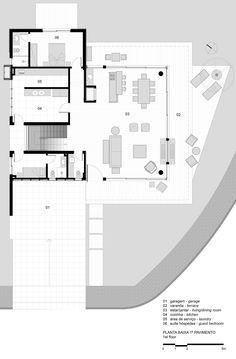 Casa Marítimo / Seferin Arquitetura