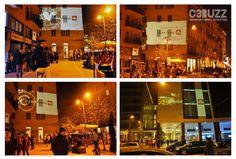 Proiezioni Illy // Milano // Novembre 2011