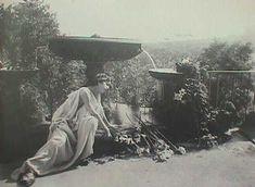 Villa Falconieri, Frascati Italy, Wilhelm von Pluschow (1852-1930).