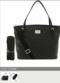 Michael Kors Diaper Bag For My Baby