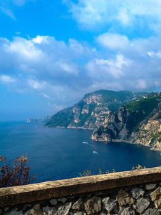 ✯ View of the Amalfi Coast - Italy
