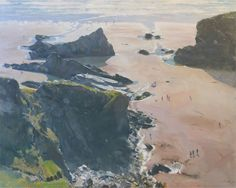 Oil Paintings by Artist - David Curtis ROI RSMA