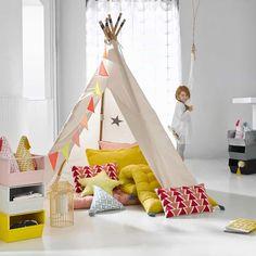 Déco chambre enfant   un tipi d indien Déco Chambre Bébé Indien, Deco Enfant b83548a57482