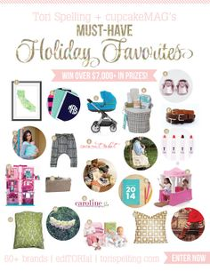 Must-Have Holiday Favorites GIVEAWAY Holiday Gifts, Holiday Fun, Christmas Gifts, Xmas, Favorite Holiday, Baby Gift Sets, Baby Wraps, Babies First Christmas, Happy Holidays