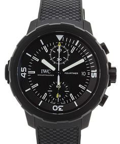 IWC Aquatimer Galapagos #iwc #aquatimer #watch #montredo